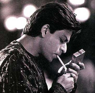 Image result for shahrukh khan smoking
