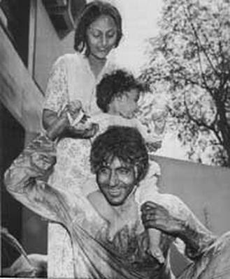 Image result for amitabh with children