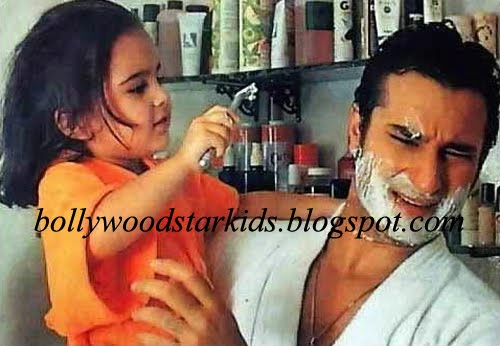 Image result for saif shaving