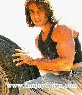 Image result for sanjay dutt young