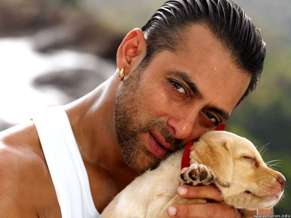 Image result for salman khan puppy