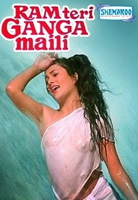 Image result for mandakini ram teri ganga maili