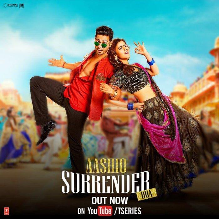 Dharma Movie Updates! Badrinath andBahubaali