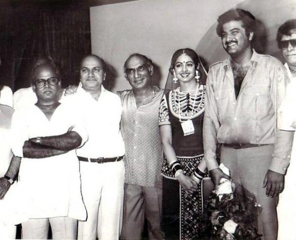 Image result for yash chopra 80s