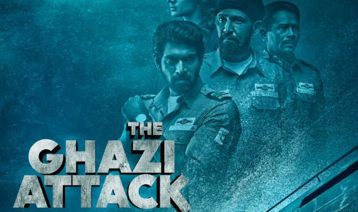 The Ghazi Attack SPOILERS Review: I Wish There Was More Submarine Maneuvering!  It's What I CameFor!