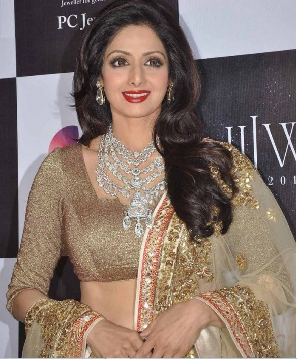 Image result for sridevi 2016