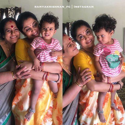 Image result for ramya krishnan baby