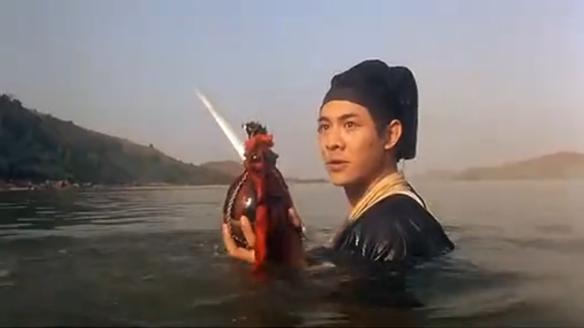 Image result for jet li swordsman II