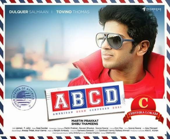 Image result for abcd dulquer