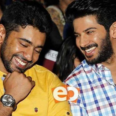 Image result for dulquer nivin pauly