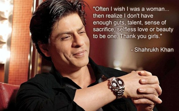 Image result for shahrukh women quotes