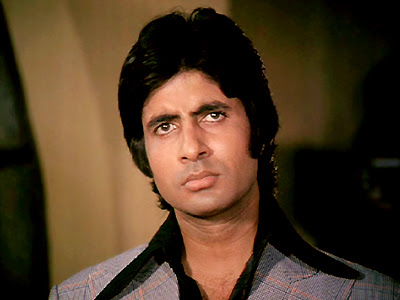 Image result for amitabh young
