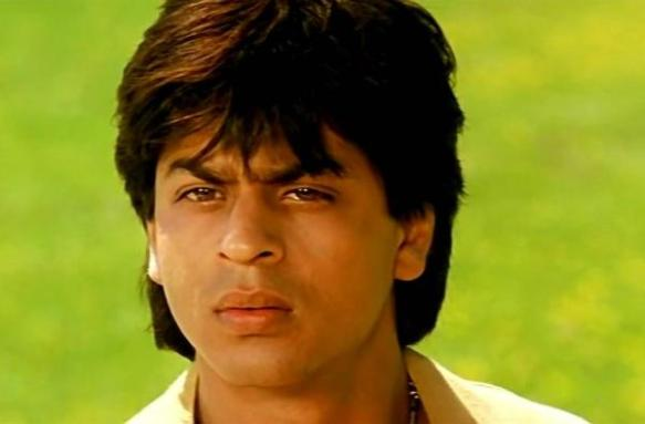 Image result for shahrukh khan bangs