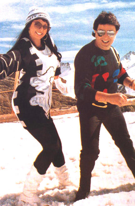 Image result for rishi kapoor snow