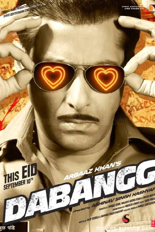 Image result for dabangg poster