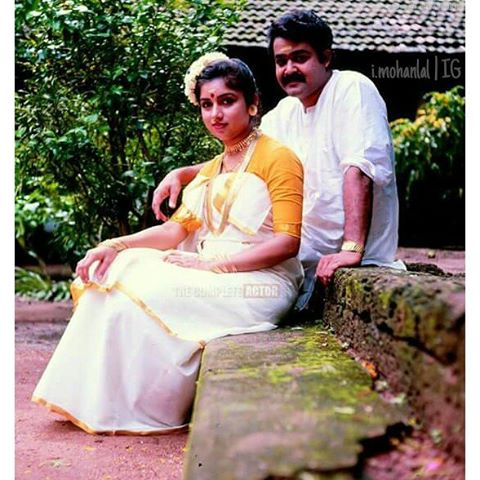 Image result for mohanlal revathy