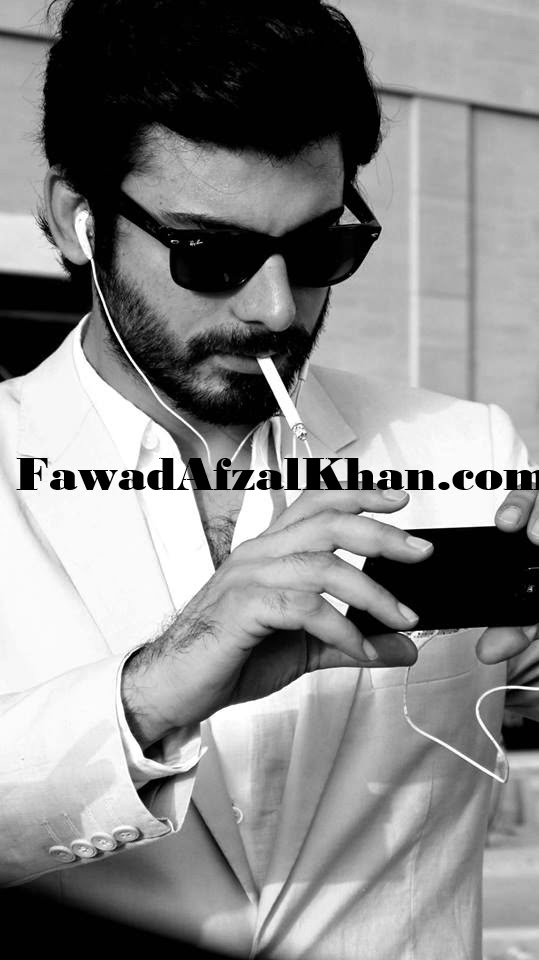 Image result for fawad khan smoking