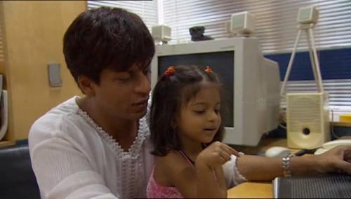 Image result for shahrukh baby daughter