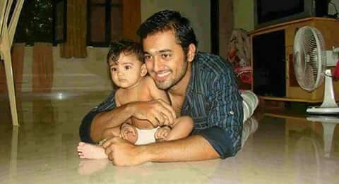 Image result for unni mukundan baby