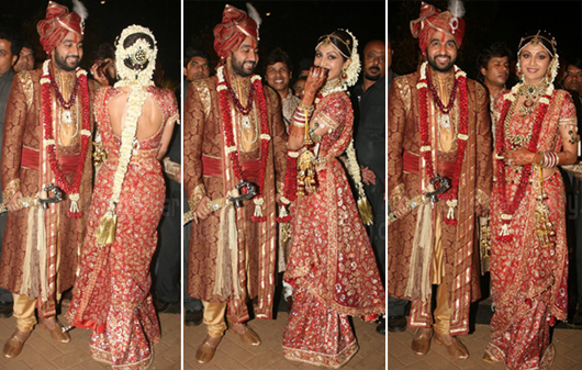 Image result for shilpa shetty wedding