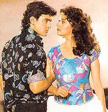 Image result for madhuri dixit young