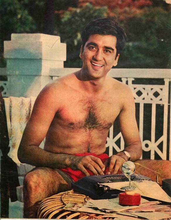 Image result for sunil dutt shirtless