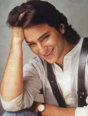 Image result for saif ali khan mullet