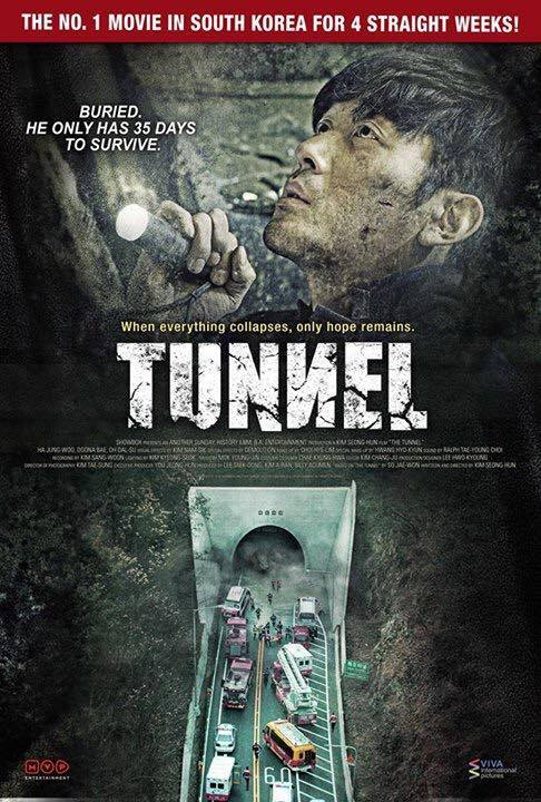 Image result for the tunnel korean movie