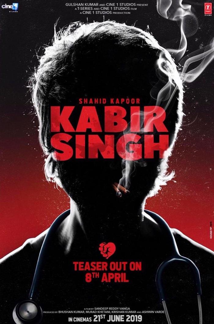 Image result for kabir singh poster