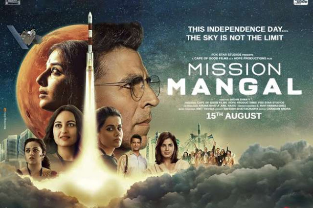 Image result for mission mangal poster