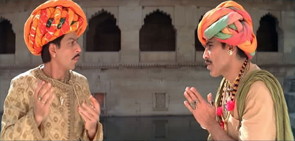 Image result for shahrukh paheli