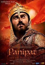 Image result for panipat poster
