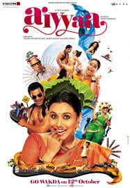Image result for aiyyaa poster