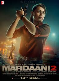 Image result for mardaani 2 poster