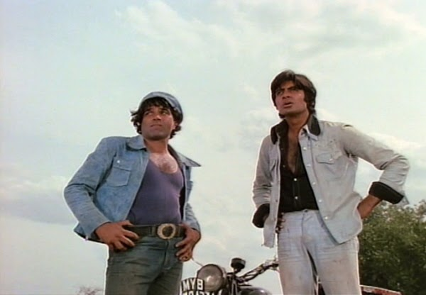 Image result for sholay veeru