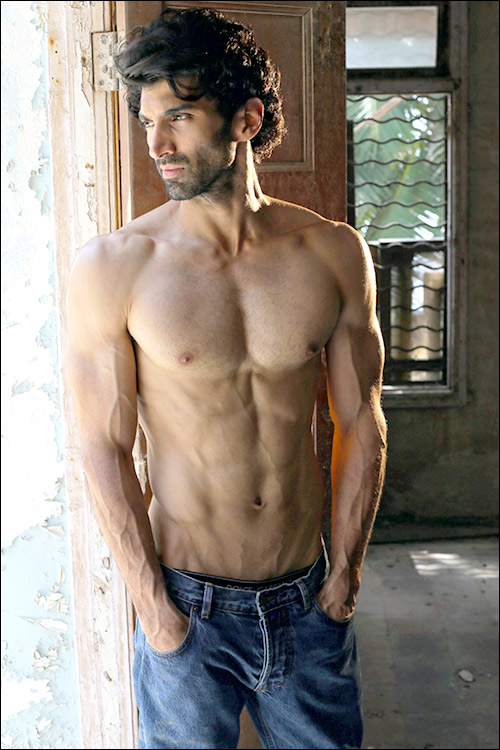 Image result for aditya roy kapoor body