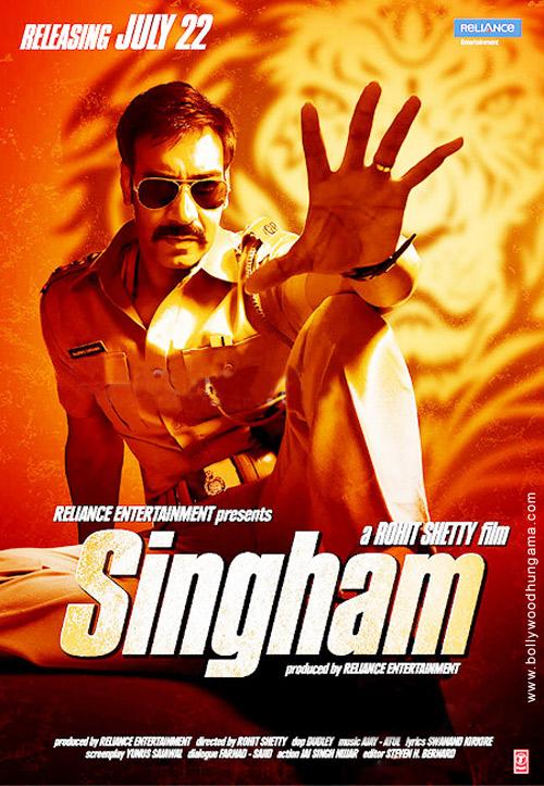 Image result for singham