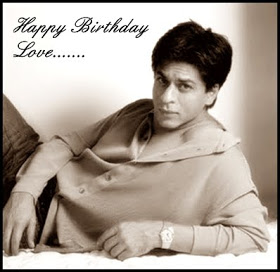 Red Scoot On The Move: Happy Birthday Shahrukh !!