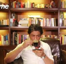 I want to have a coffee with Shah Rukh Khan😘 - Shah Rukh Khan ...