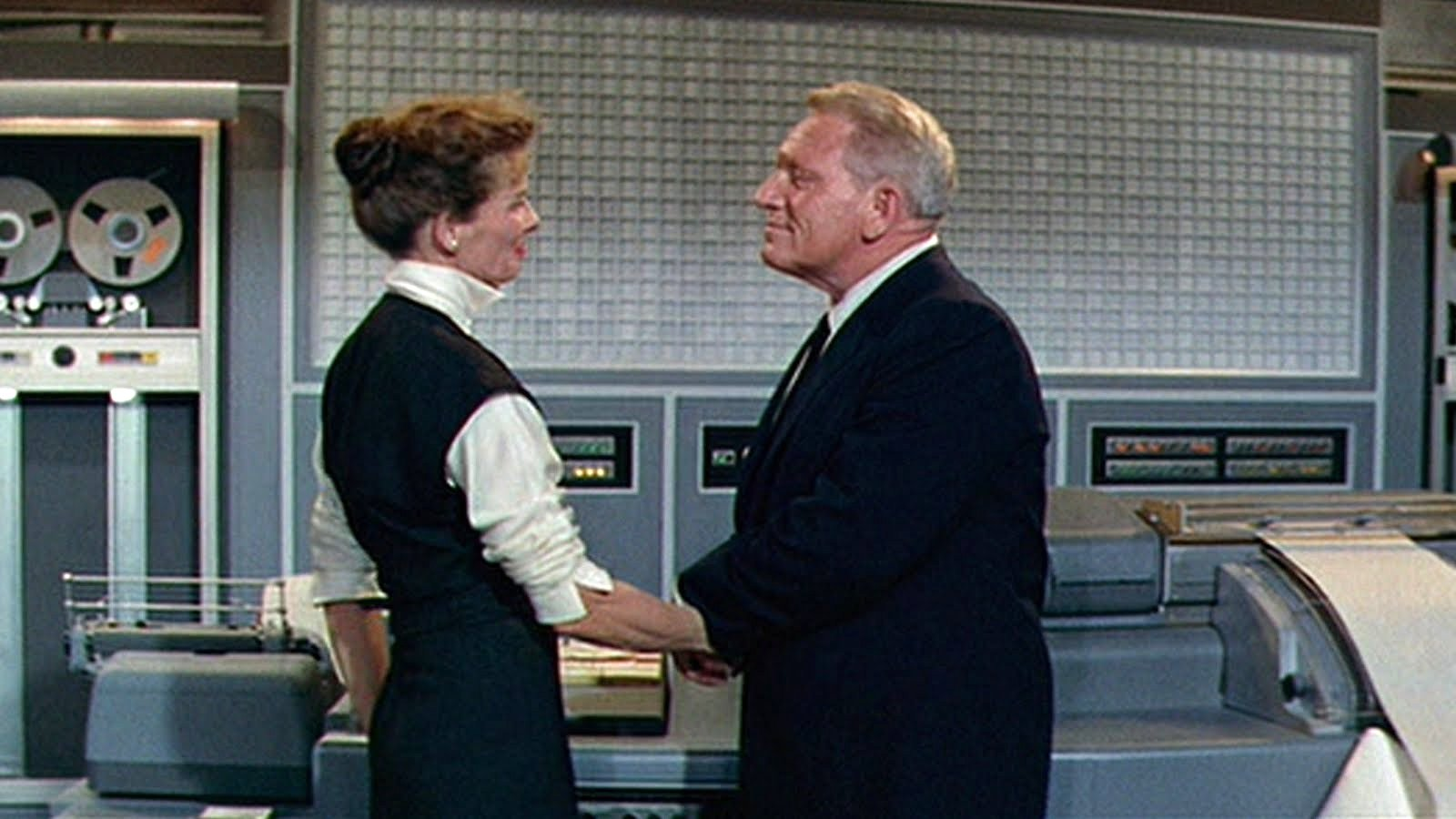 The Movie Projector: The Films of Spencer Tracy and Katharine Hepburn, Part  4